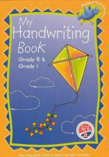 Picture of Handwriting Book Grade R Learners Workbook 9780796203595