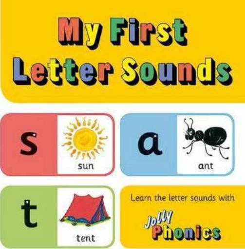Picture of Jolly Phonics My First Letter Sounds 9781844144747