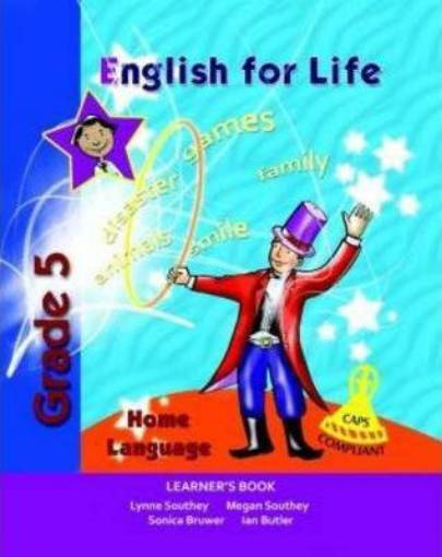 Picture of English for Life Grade 5 Learners Book CAPS 9781770023758