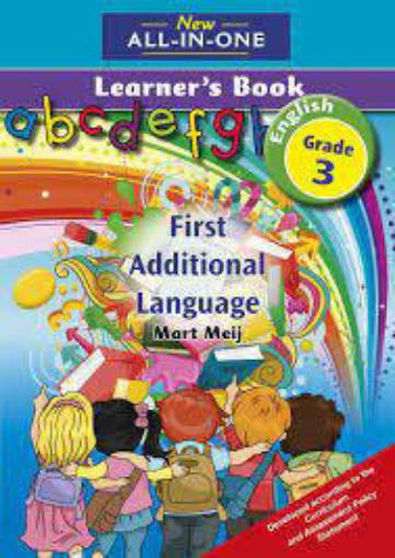 Picture of New All-in-One English First Additional Language Grade 3 Learners Book 9781775890867